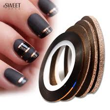 nail art striping tape online buy wholesale nail striping tape from china nail striping