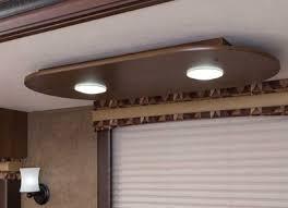 Rv Light Fixture Led Lights Bulbs Mustang Controls