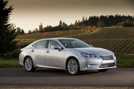 are lexus and toyota parts the same first drive 2013 lexus es automobile magazine