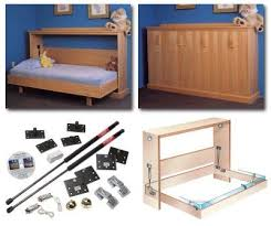 Antique Murphy Bed Parts Hardware Kit For Side Mount Murphy Bed Ariel Pinterest