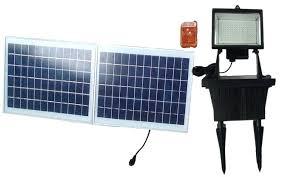 high output solar spot light idea high output solar spot light white light for solar goes green