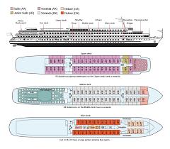 viking truvor viking river cruise deck plans viking