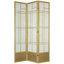 Panel Shoji Screen Room Divider - oriental furniture eudes shoji screen room divider hayneedle