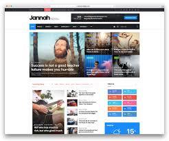 20 best wordpress newspaper themes for news sites 2017 colorlib