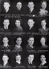 northeast high school yearbook 1938 northeast high school yearbook flapper girl