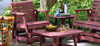 Patio Furniture Made From Recycled Plastic Milk Jugs Outdoor Gliders For Sale By The Yard