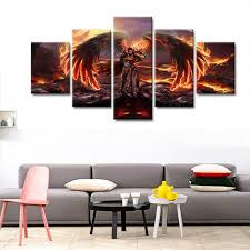 Angels Home Decor by Online Get Cheap Dark Angels Art Aliexpress Com Alibaba Group
