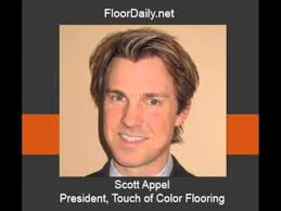 floordaily appel discusses touch of color s strategy