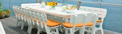 Outdoor Furniture Made From Recycled Materials by Recycled Hdpe Furniture Ct New England Patio And Hearth