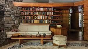 frank lloyd wright living room the last original frank lloyd wright owners wsj