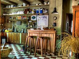 country kitchen idea 25 lively country kitchen ideas slodive