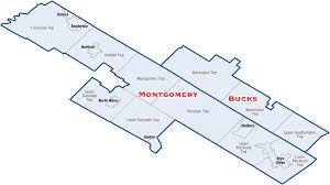 map of bucks county pa towns 12th district senator stewart greenleaf