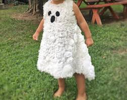 Toddler Ghost Halloween Costume Baby Ghost Costume Etsy