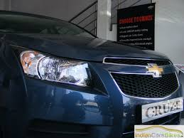 chevrolet cruze review chevy cruze car road test drive report 2010