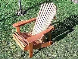 Redwood Adirondack Chair Redwood Adirondack Chairs Deluxe Redwood Adirondack Chair Gold Hill