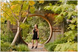 Denver Botanic Gardens Denver Botanic Gardens Senior Photos Denver Wedding