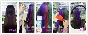 mefapo hair color spray hair loss treatment black and brown color