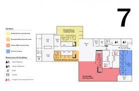 floor plan diagram leon and toby cooperman floor plans hunter college libraries