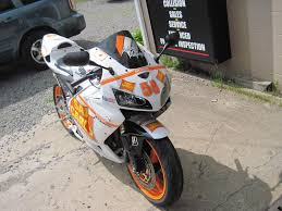 honda cbr 600cc 2006 2006 honda cbr 600rr cbr600rr motorcycles harmony pennsylvania n a