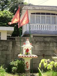 a hanuman temple in front of every home hinduism in mauritius news