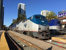 Amtrack Amtrak California Hd 60fps Riding Pacific Surfliner Train 785