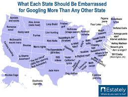 us map jpg united states map of searches by state geekologie