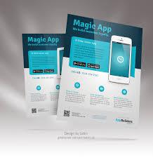 mobile app flyer template 03 mobile app flyer template is u2026 flickr