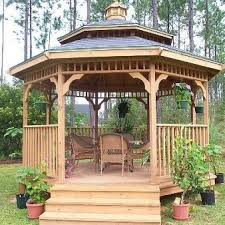 Best  Modern Gazebo Ideas On Pinterest Cabana Outdoor Cabana - Gazebo designs for backyards