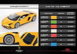 lamborghini balloon white paint code mr collection models catalogue