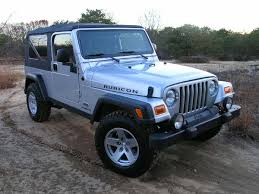 baby blue jeep wrangler 2006 jeep wrangler unlimited road test carparts com