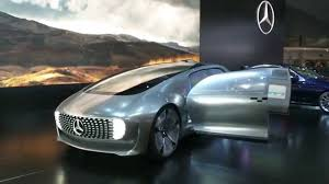 mercedes benz f 015 luxury in motion research car detroit auto