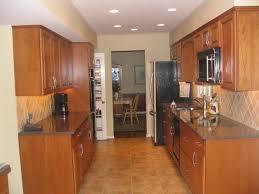 kitchen room simple kitchen cabinet simple backsplash tile brown