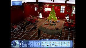 sims 3 holiday lights the sims 3 building christmas decorations youtube