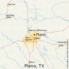 map plano best places to live in plano