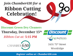 discount ribbon ribbon cutting celebration discount green cleaners