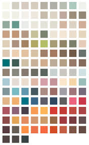 nuancier peinture cuisine palette de couleur rona