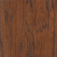 Laminate Flooring Underlayment Thickness Trafficmaster Russet Hickory 7 Mm Thick X 7 2 3 In Wide X 50 5 8