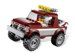 lego police jeep bricker конструктор lego 4437 полицейская погоня police pursuit