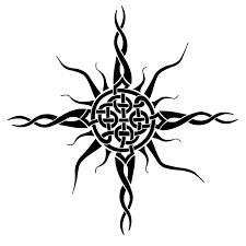 celtic sun by fieryinamorata on deviantart
