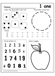 Math Review Worksheets Tracing Number 2 Fun Learning Worksheets Math Tracing Number 3