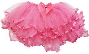 ribbon tutu three tier layer tutu with ribbon trim and bow