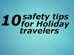 10 safety tips for travel