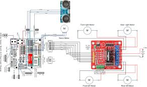 arduino robot kit u2013 wiring diagram ad hoc node