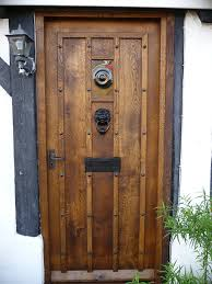 Solid Oak Exterior Doors Oak Cottage Door The West Sussex Antique Timber Company Limited