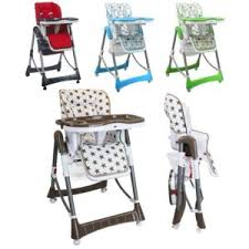 siege haute bébé monsieur bebe chaise haute bébé pliable réglable hauteur dossier
