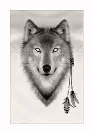 wolves are my favorite animal and its hard to find tattoos that i