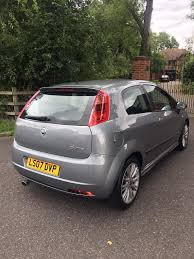 fiat grande punto 1 4 3dr hatch manual petrol 2007 in bedford