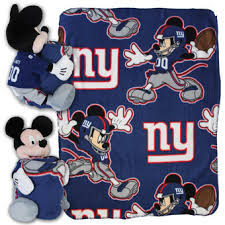 Nfl Curtains New York Giants Bed And Bath Giants Home U0026 Office Nflshop Com
