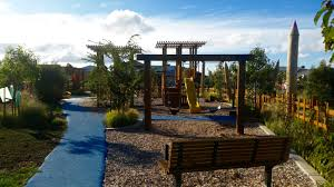 Geelong Botanic Gardens by Armstrong Creek Bbq Shelter And Playground Geelong Geelong