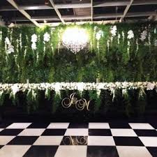 wedding backdrop hire newcastle wedding events our term indoor plant hire specialty
